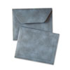 Document Carrier, Two Inch Expansion, Letter, Blue, 1/ea