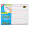Pacon ASB8511LN GoWrite Dry Erase Handwriting Sheets, 8 1/4 x 11, Lined, 30/Pack PACASB8511LN PAC ASB8511LN