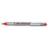 EnerGel NV Liquid Roller Ball Stick Gel Pen, Red Ink, Medium