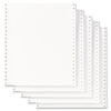 7530001856751 AbilityOne 2-Part Computer Paper, 14-7/8 x 11, White, 1500 Sheets
