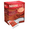 Nestl� Instant Hot Cocoa Mix, Rich Chocolate, .71oz, 50/Box