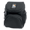 AC165 Case for Cameras, 600 Denier Nylon, 4 1/4 x 4 x 5 1/2, Black