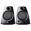 Z130 Compact Laptop Speakers, 3.5mm Jack, Black