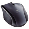 Logitech M705 Marathon Wireless Laser Mouse, Black