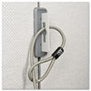 Kensington Partition Cable Anchor, Putty
