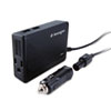 Kensington Auto/Air Power Inverter, USB, Black
