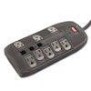 Surge Protector, 8 Outlets, 6ft Cord, Tel/DSL, 2160 Joules
