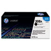 Q2670A (HP 309A) Toner Cartridge, 6000 Page-Yield, Black