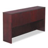 Alera RN267215MM Verona Veneer Series Storage Hutch With 4 Doors, 71w x 15d x 36-1/2h, Mahogany ALERN267215MM ALE RN267215MM