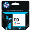 CB304AN (HP-110) Ink, 55 Page-Yield, Tri-Color
