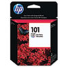 C9365AM (HP 101) Photo Ink Cartridge, 340 Page-Yield, Blue