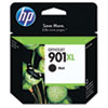 CC654AN (HP 901XL) Ink Cartridge, 700 Page-Yield, Black