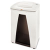 SECURIO B34C Continuous-Duty Cross-Cut Shredder, 24 Sheet Capacity