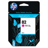 CH567A (HP 82) Ink Cartridge, 28mL, Magenta