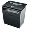 Fellowes Powershred P-48C Deskside Cross-Cut Shredder, 8 Sheet Capacity