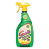 Green Formula Glass Cleaner, 26 oz. Trigger Spray Bottle, 12/Carton