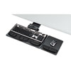 Professional Executive Adjustable Keyboard Tray, 19-1/16x10-5/8, Black