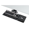 Professional Premier Adjustable Keyboard Tray, 19 x 10-5/8, Black