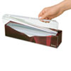 Top-Load Sheet Protectors/Dispenser Box, Standard, Letter, Clear, 50/Box