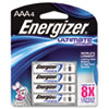 Energizer e� Lithium Batteries, AAA, 4/Pack