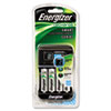 Energizer Recharge Smart Charger, 4 AA Batteries