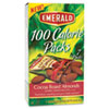 Emerald 100 Calorie Pack Dark Chocolate Cocoa Roast Almonds, .63oz Packs, 7/Box