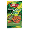 Emerald 100 Calorie Pack All Natural Almonds, 0.63oz Packs, 7/Box