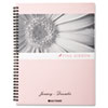 Day-Timer Pink Ribbon Daily Planner Refill, 8-1/2 x 11, 2015