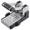 CARL 100-Sheet Heavy-Duty XHC-2100 Two-Hole Punch, 9/32