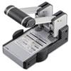CARL 100-Sheet Heavy-Duty XHC-2100 Two-Hole Punch, 9/32