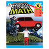 Carson-Dellosa Publishing Guiness World Records Math, Grade 5, 128 pages