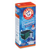Arm & Hammer Trash Can & Dumpster Deodorizer, Unscented, Powder, 42.6 oz