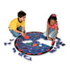 Chenille Kraft WonderFoam Solar System Floor Puzzle, 66 pieces