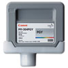 Canon 3859B001AA (PFI-304P) Ink, 330mL, Photo Gray