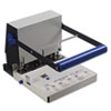 CARL 300-Sheet XHC-3300 Heavy-Duty Three-Hole Punch, 9/32