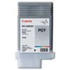 Canon 3010B001AA (PFI-105P) Ink, 130mL, Photo Gray