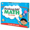 Carson-Dellosa Publishing CenterSOLUTIONS Thinking Kids Math Cards, Grade 1 Level
