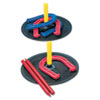 Indoor/Outdoor Rubber Horseshoe Set