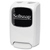 Softsoap Foaming Hand Soap Dispenser, Beige/Smoke, 1250 mL, 6.7w x 4.2d x 11.1h
