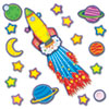 Carson-Dellosa Publishing Rocket 3-D Bulletin Board Set