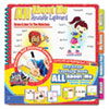 The Board Dudes SmartDudes Printing Learning Book, About Me, Six Pages, Grade K and Up