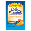 Emergen-C Immune Defense Drink Mix, Tangerine, 0.3 oz Packet, 50/Pack
