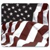 Allsop NatureSmart Mouse Pad, American Flag Design, 8 3/5