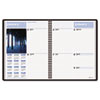 Recycled Scenic Weekly/Monthly Planner, Blue, 8 1/4&quot; x 10 7/8&quot;, 2013