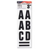 COSCO Letters, Numbers & Symbols, Adhesive, 3
