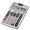 JF100MS Desktop Calculator, 4-1/4w x 6-7/8d