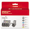 Canon 1034B010 (PGI-7/PGI-9) Ink, Assorted, 5/PK