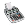 Canon P23-DHV Two-Color Printing Calculator, Purple/Red Print, 2.3 Lines/Sec
