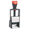 COSCO 2000PLUS Self-Inking Heavy Duty Stamps