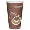 Eco-Products Evolution World 24% PCF Hot Drink Cups, 16 oz., Purple, 50/Pack